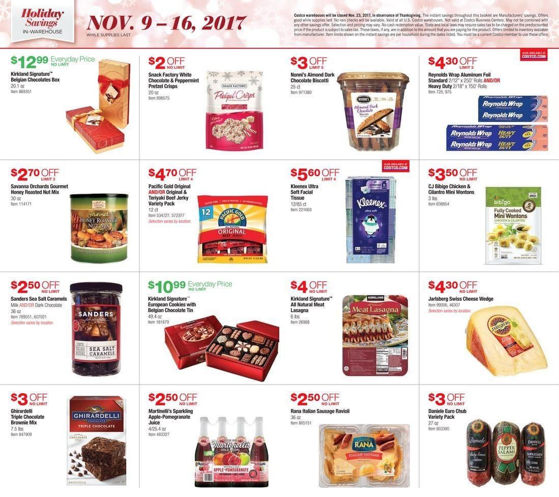 Costco has more than locations in countries around the world, including the United States, Canada, Mexico, the United Kingdom, Japan, South Korea, and Australia. All year, Costco offers a wide variety of incredible deals on products in every department of the store/5().