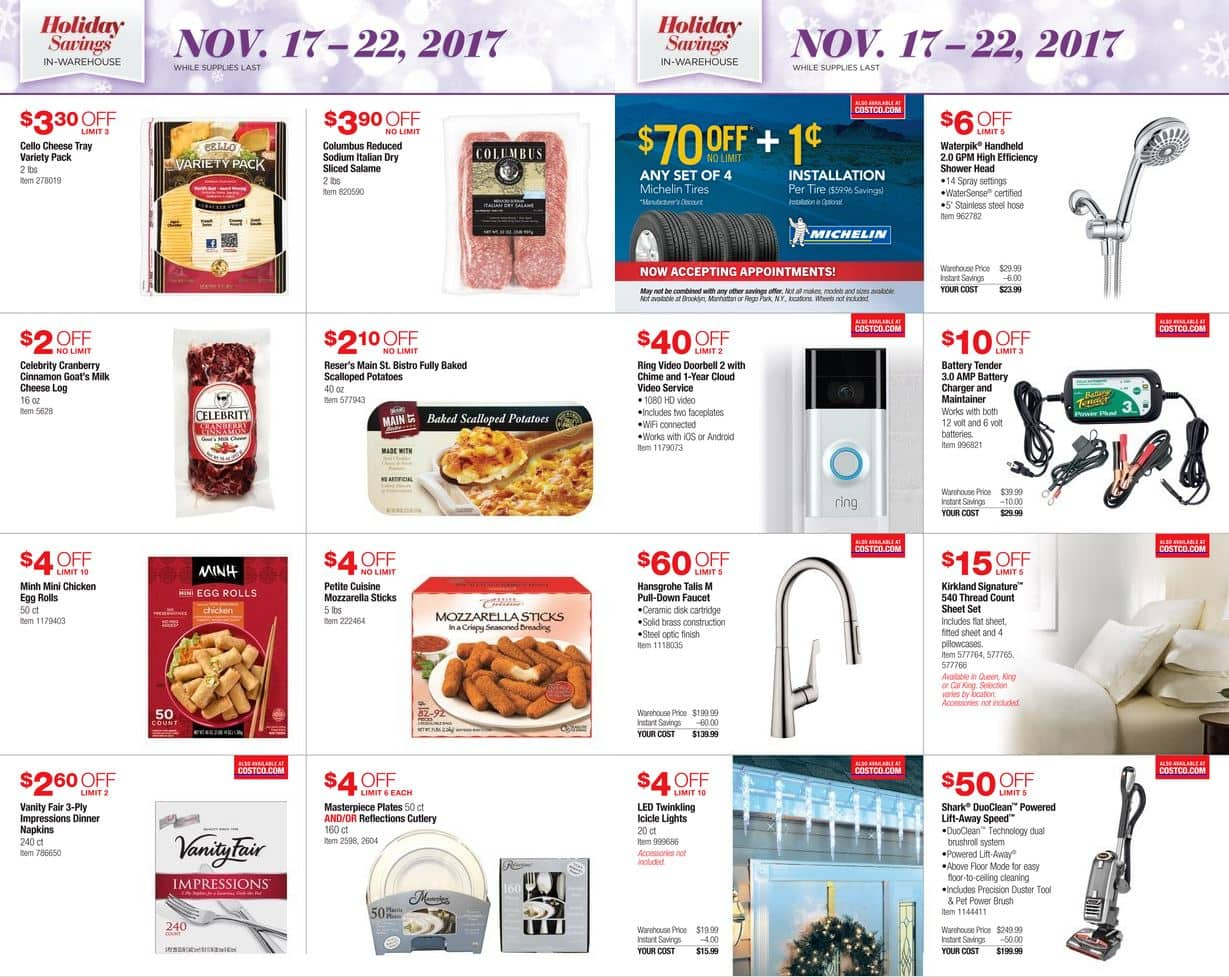 Oct 30,  · The Costco Black Friday flier has slipped out ahead of the US holiday sales season. Yes, it's that time of year already, and the Costco Black Friday ad has surfaced ahead of .