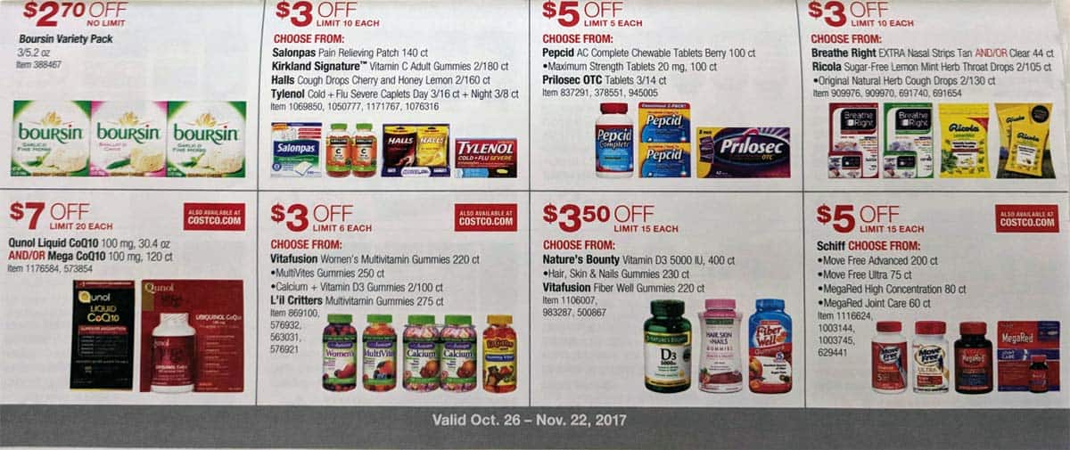 Check your mailbox! The Costco October coupon book is here and the retailer is offering some great deals this month. See what bargains this month's book holds below.3/5(3).
