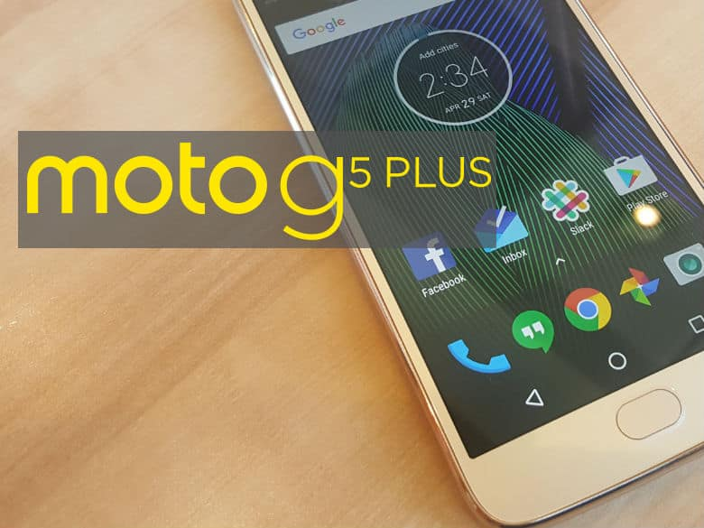 Is the Motorola Moto G5 Plus a Good Alternative to an $800 ...