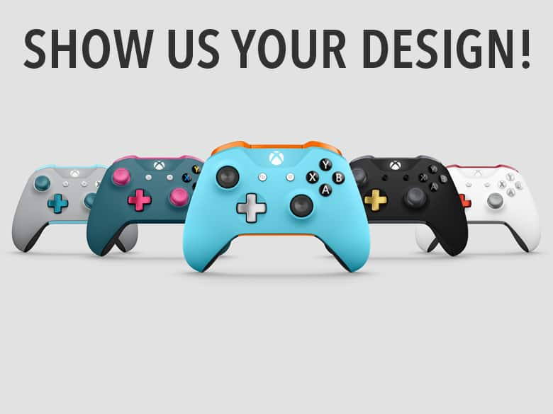 Show Us Your Design, Win a Custom Xbox One Controller! - Slickdeals.net