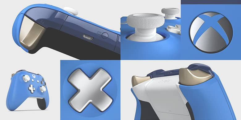 Show Us Your Design, Win a Custom Xbox One Controller