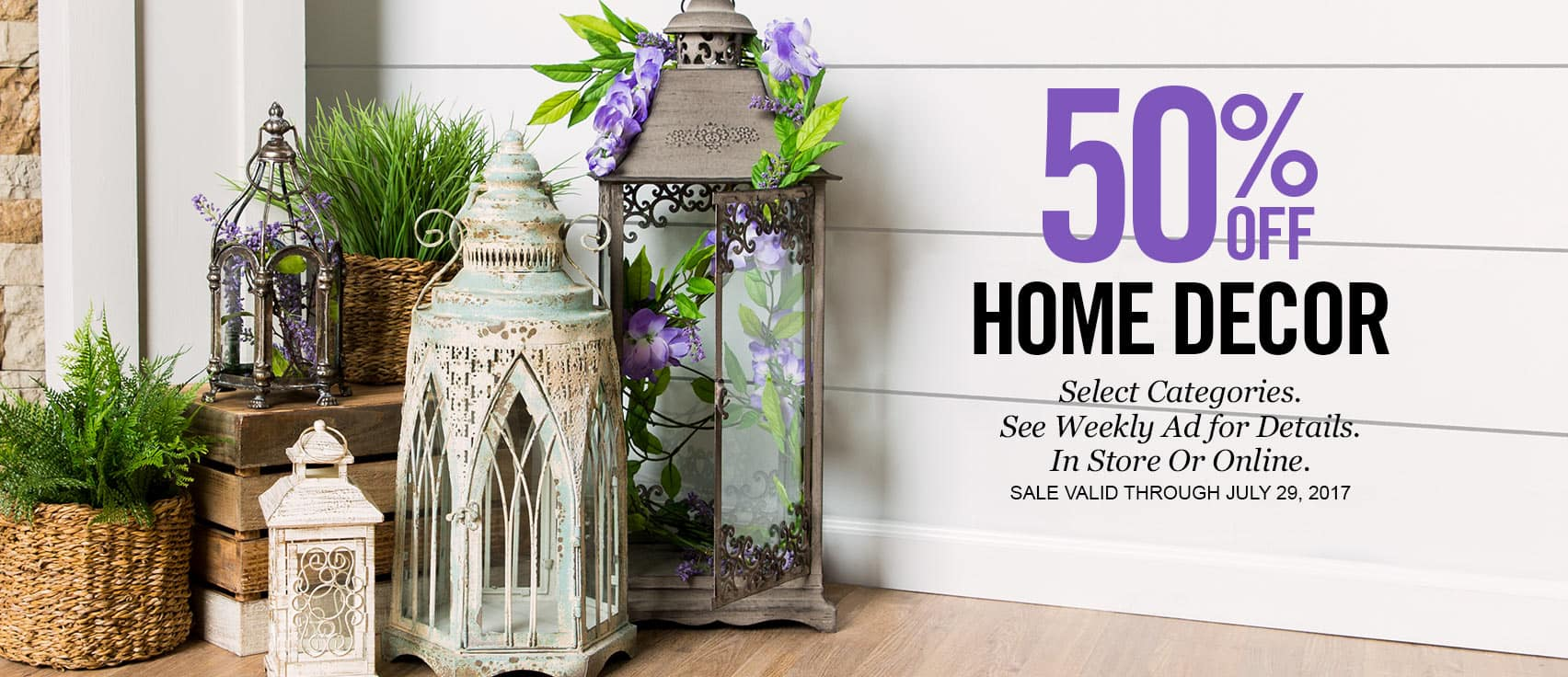 Hobby lobby coupons july 2017 don 39 t miss out on these for Home decorators coupon 50 off 200