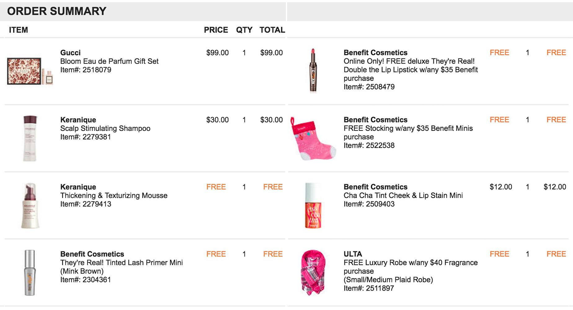 847b527df20 How I Saved $473.98 at ULTA Beauty - Slickdeals.net