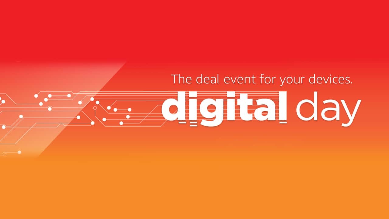 4daa1d0a44 Amazon's second annual Digital Day is underway with 24 hours of discounts in  the biggest, over-hyped ICYMI (In Case You Missed It) shopping event ever.