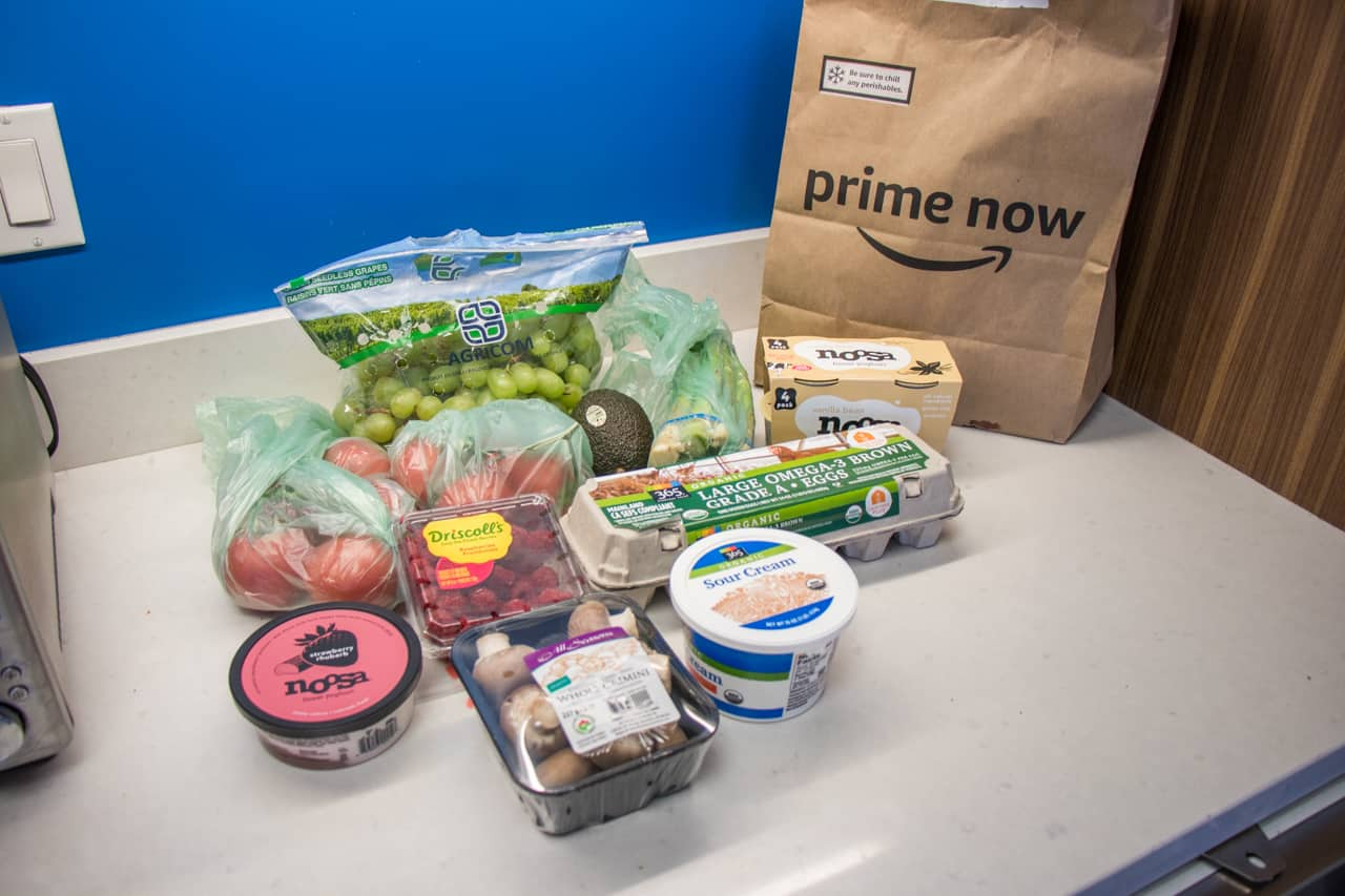 Whole Foods Via Prime Now Convenient But Somewhat Flawed