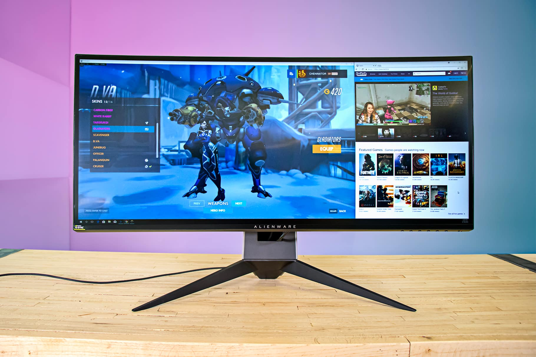 Alienware 34-inch Curved Gaming Monitor Review: Ultimate Performance and  Design