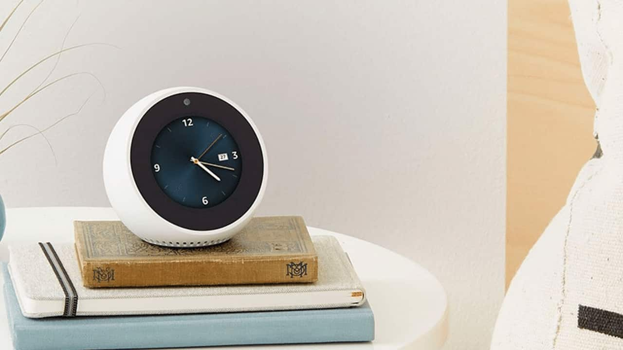 amazon echo spot review overpriced or alarm clock of the. Black Bedroom Furniture Sets. Home Design Ideas