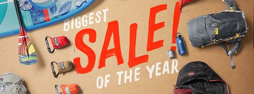 The Best Discounts and Offers From the 2019 REI Anniversay Sale