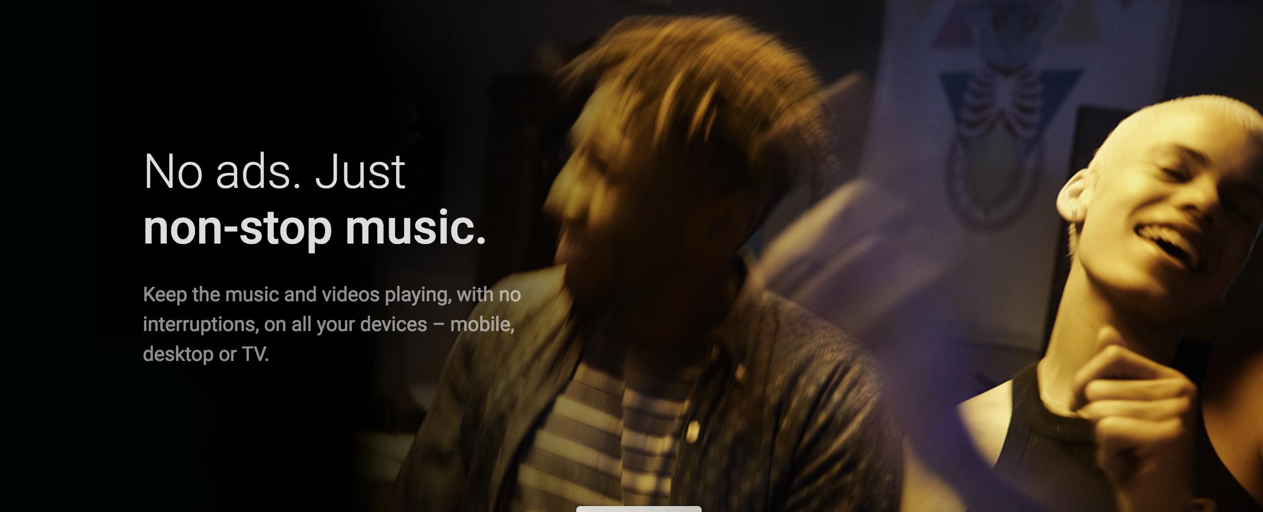 Google Announces New YouTube Music and YouTube Premium