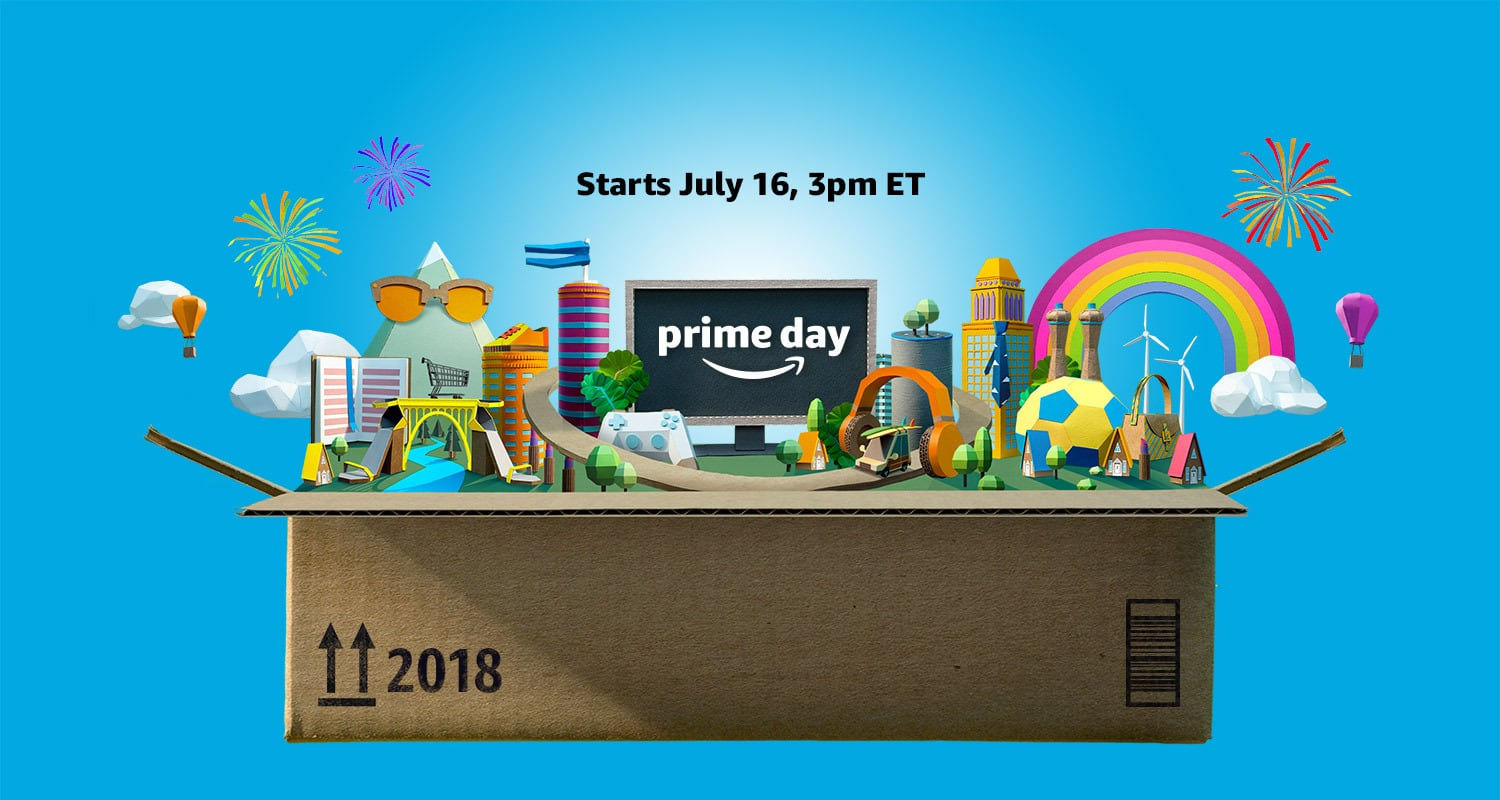 Amazon Prime Day 2018 Starts at Noon on July 16th, Goes ...Amazon Prime Day