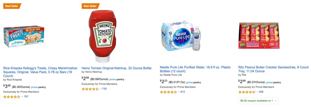 Amazon Prime Pantry Review: Should Prime Members Use The