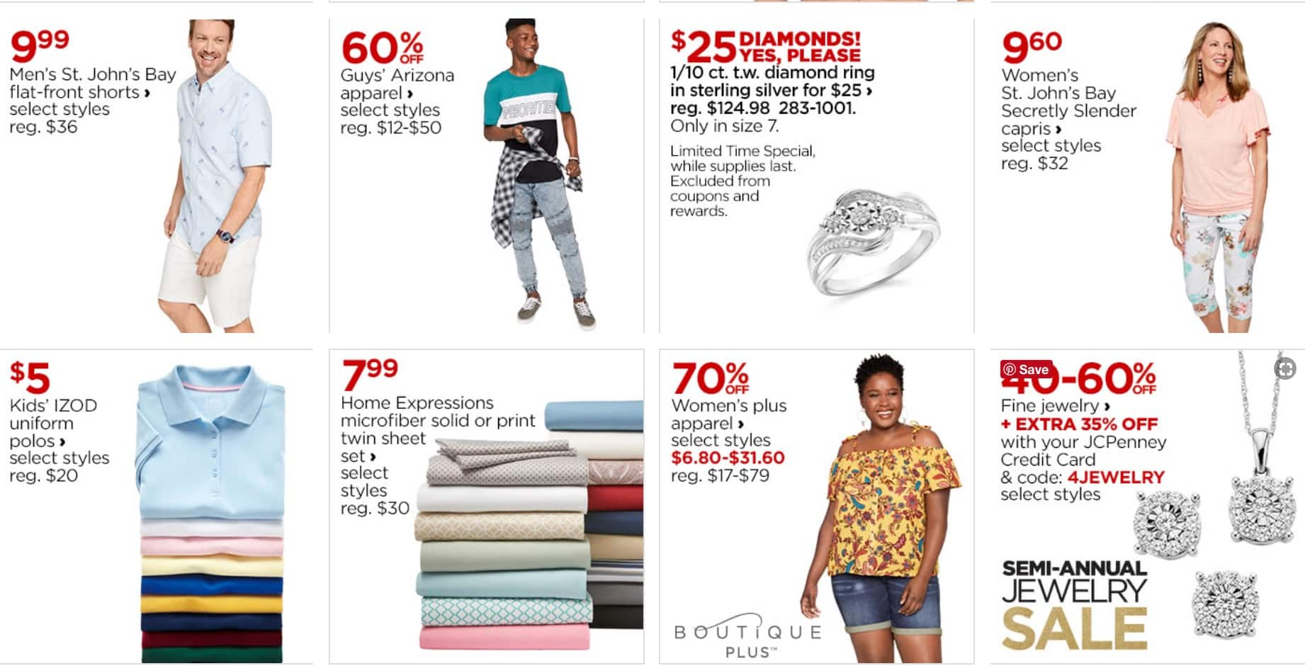 fbfb5f9b86c2 How to Score Amazing Deals at the JCPenney Black Friday in July Sale ...