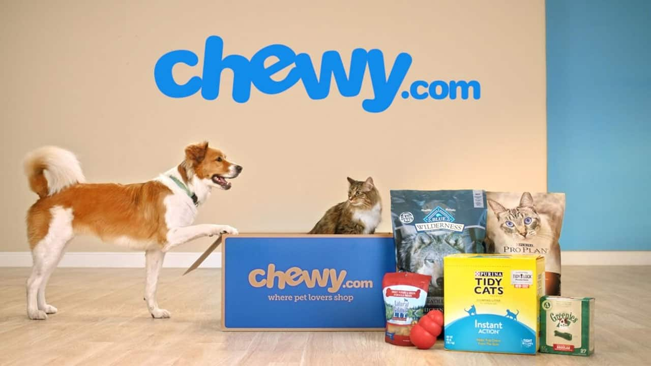 Get 40 Off Your First Pet Food Delivery Order With Chewy