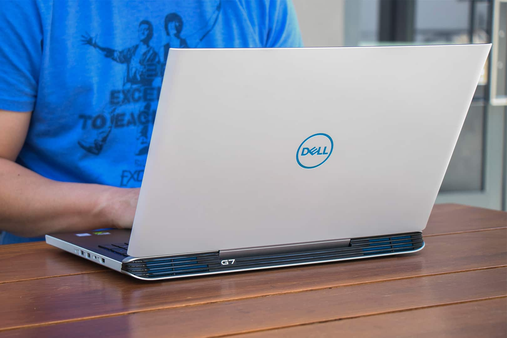 Dell G7 Low Fps