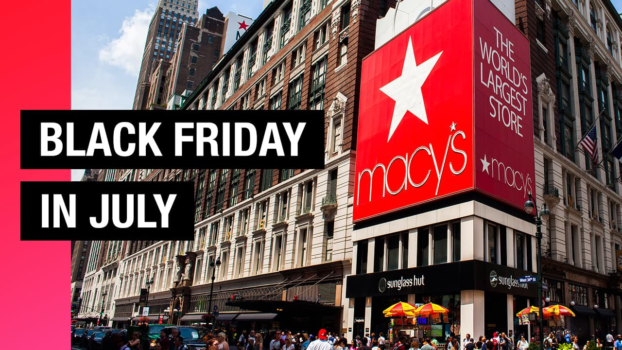fa9ed7f99e5d8 Save up to 25% Off Site-wide During Macy s Black Friday in July