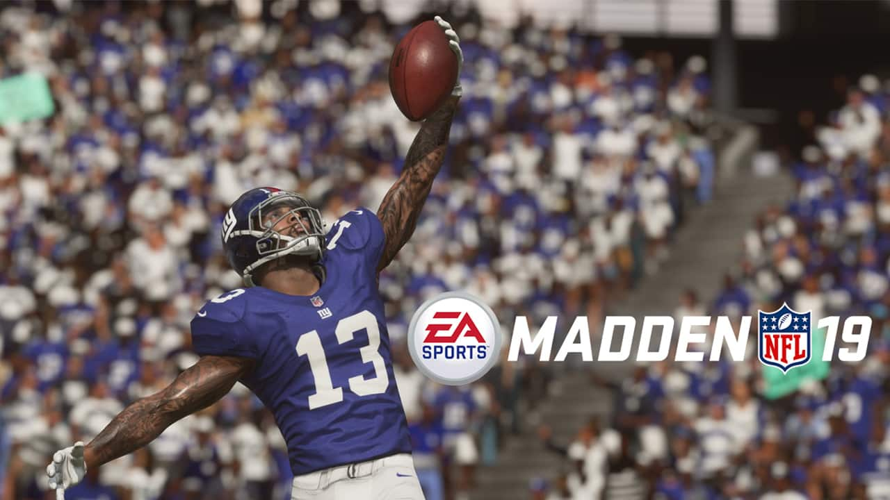 546375b1918 EA s blockbuster series returns with Madden NFL 19. To celebrate the game s  launch