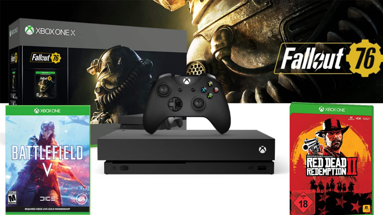 e8c465be78a Get up to  300 off the Xbox One X with GameStop s Trade-In Promotion