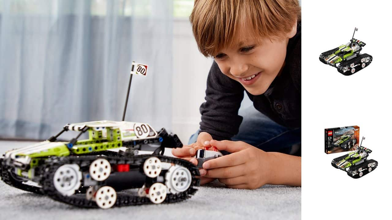 Lego Technic Rc Tracked Racer Kit 85 Promo From Amazon Walmart