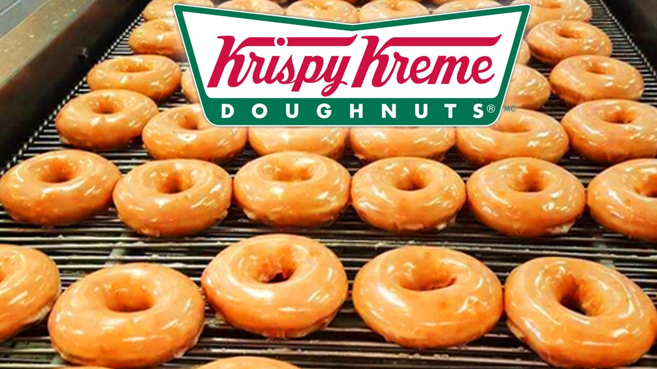 Right Now You Can Get A Dozen Original Glazed Donuts From Krispy Kreme For Just   By Using This Printable Coupon
