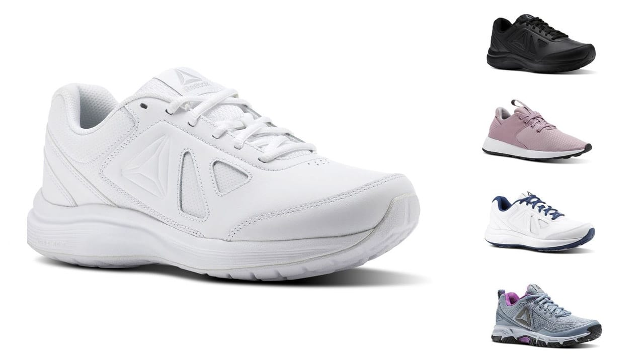 Various Men s   Women s Reebok Walking Footwear for  34.99 96960832f