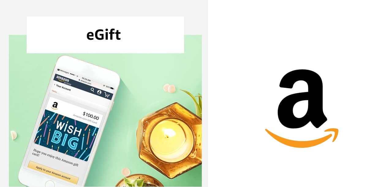 91201a3293e01a Send a $50 Amazon eGift Card By Text and Get $5 in Credit