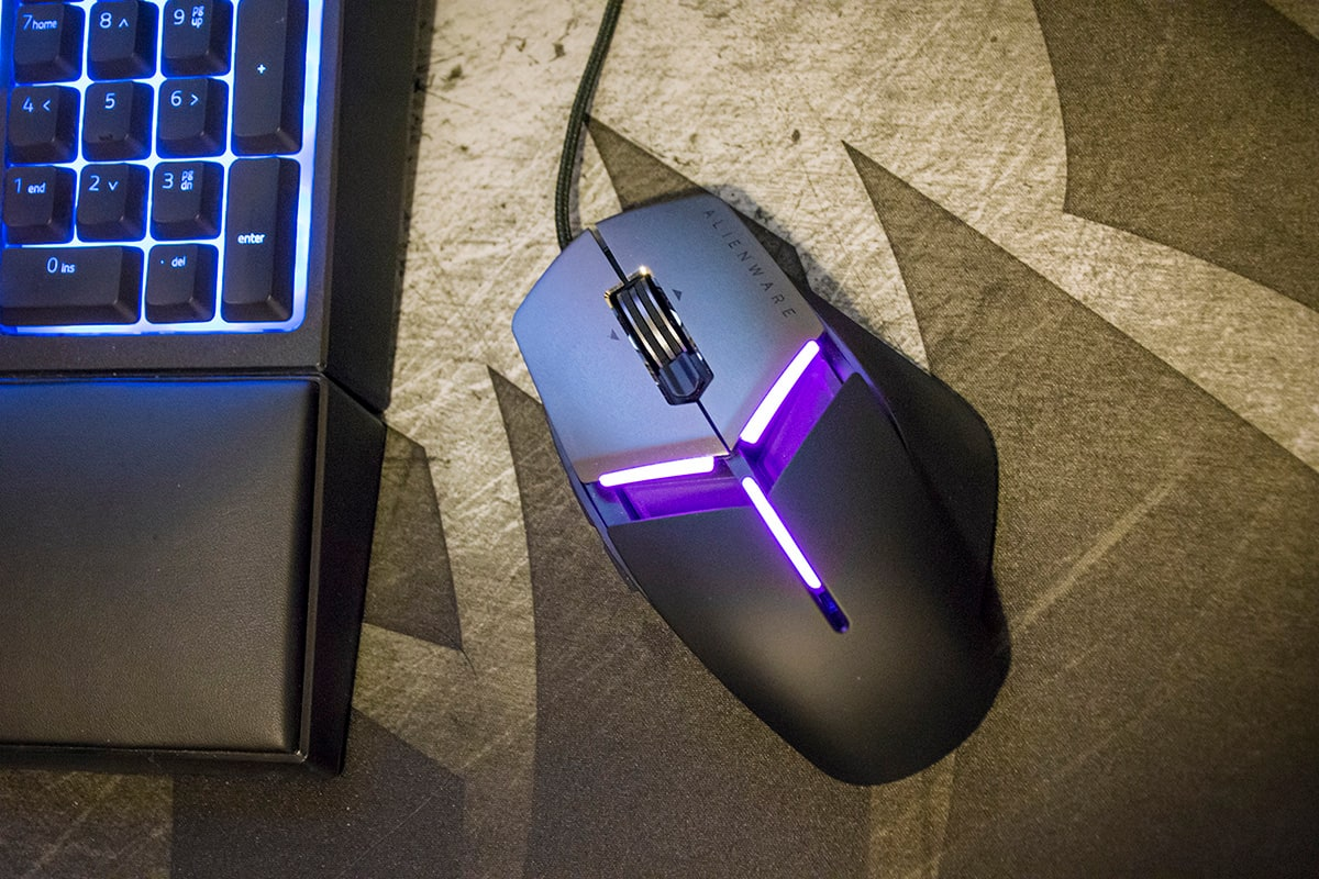 c4c0919cdf5 As the name suggests, Alienware's Elite Gaming Mouse aims to appeal to  those who want nothing but the best in a PC peripheral. Offering additional  features ...