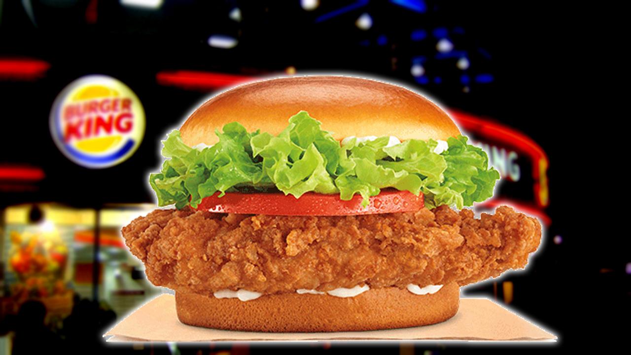 Burger King Has A 1 Crispy Chicken Sandwich Coupon Through Its App
