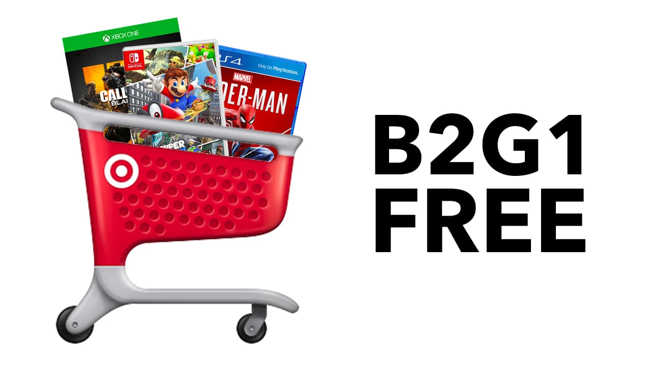 Buy Two And Get One Free With Target Promotion On Movies And More