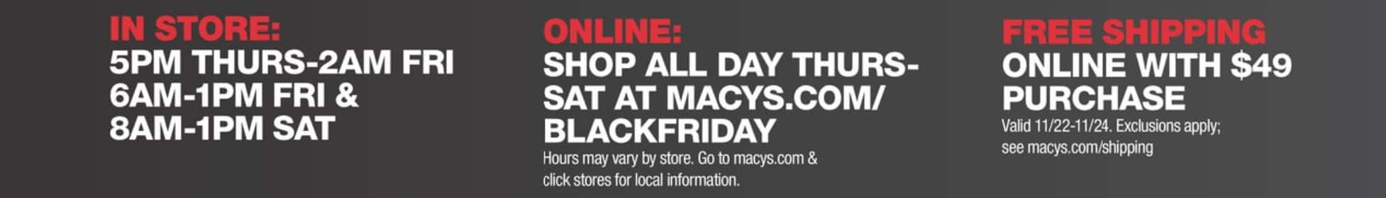 a950296d9173 All the Best Deals From the 2018 Macy s Black Friday Sale