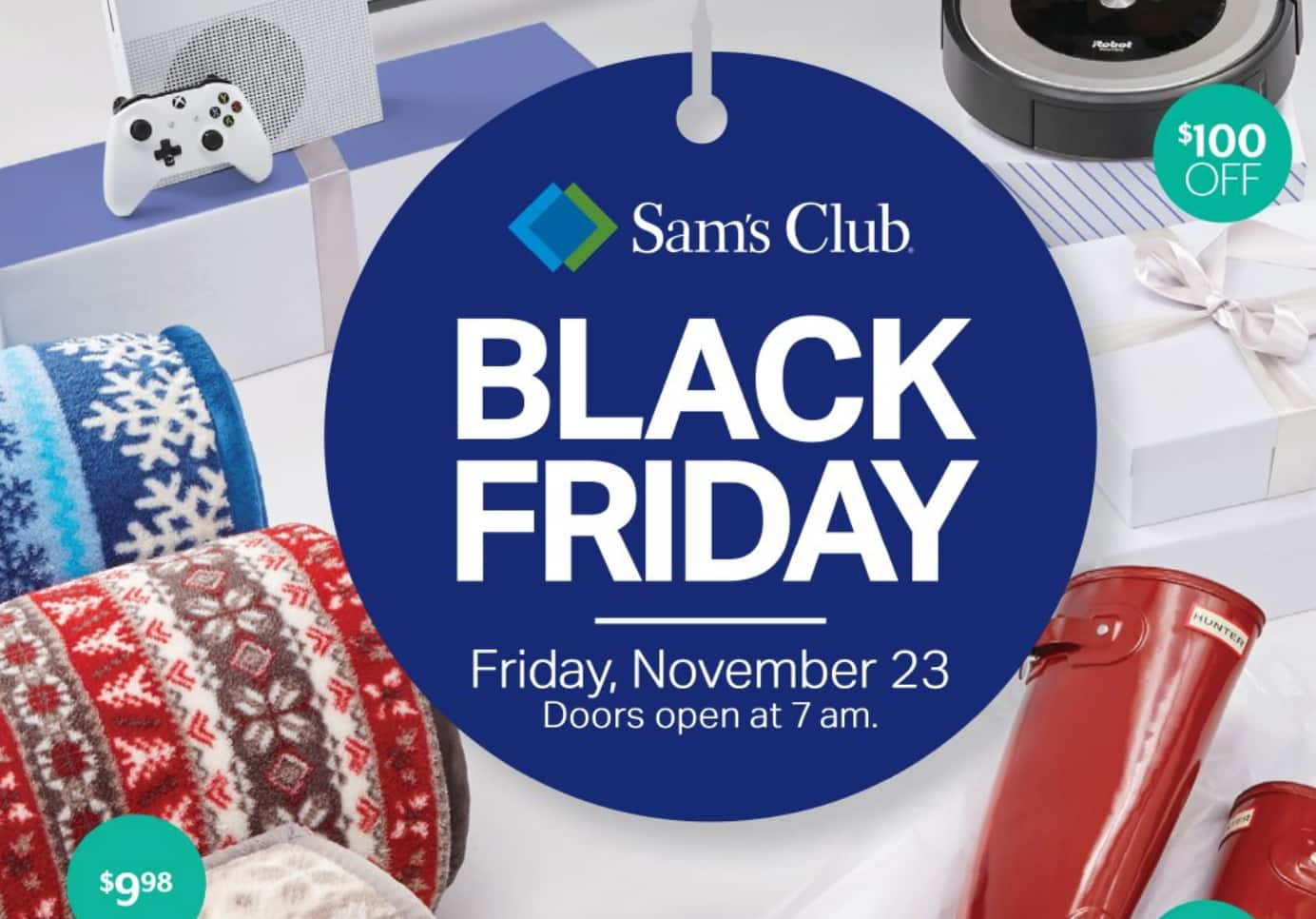 The Best Deals From The 2018 Sam S Club Black Friday Sale