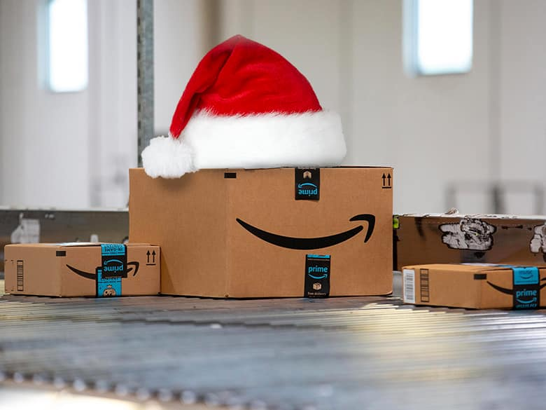 amazon offers free shipping on all orders for the holidays