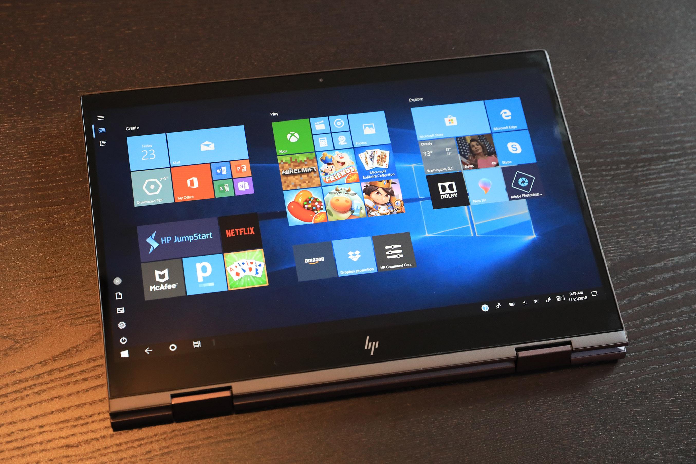 HP Envy x360 15z 2-in-1 Laptop