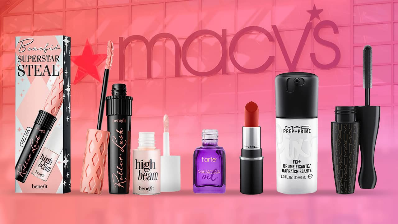637ccb03e1f7 Macy's is a great one-stop-shop for make-up and skincare products, so we  went through this year's Black Friday ad and picked out the 11 best beauty  deals ...