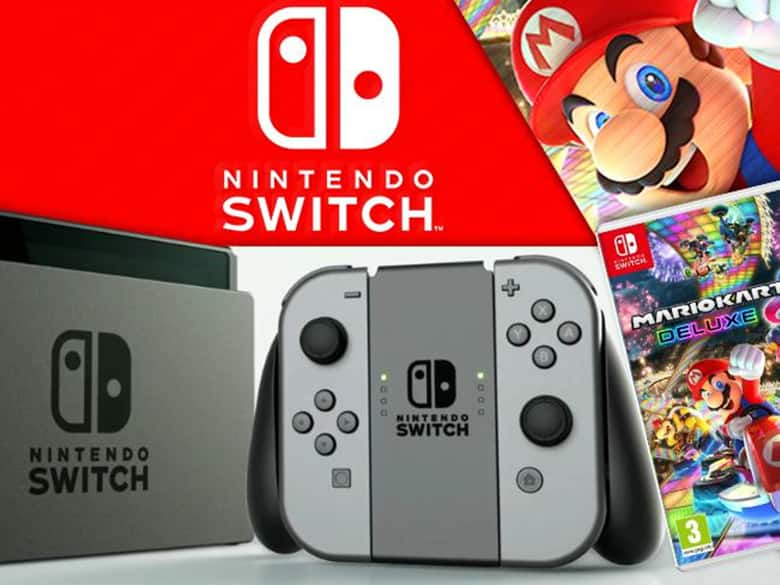 The Best Nintendo Switch Bundle Deal For Black Friday 2018