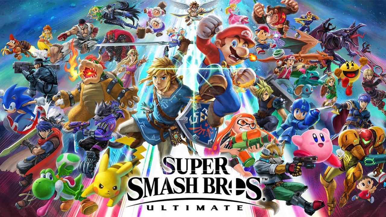 Image result for smash bros ultimate