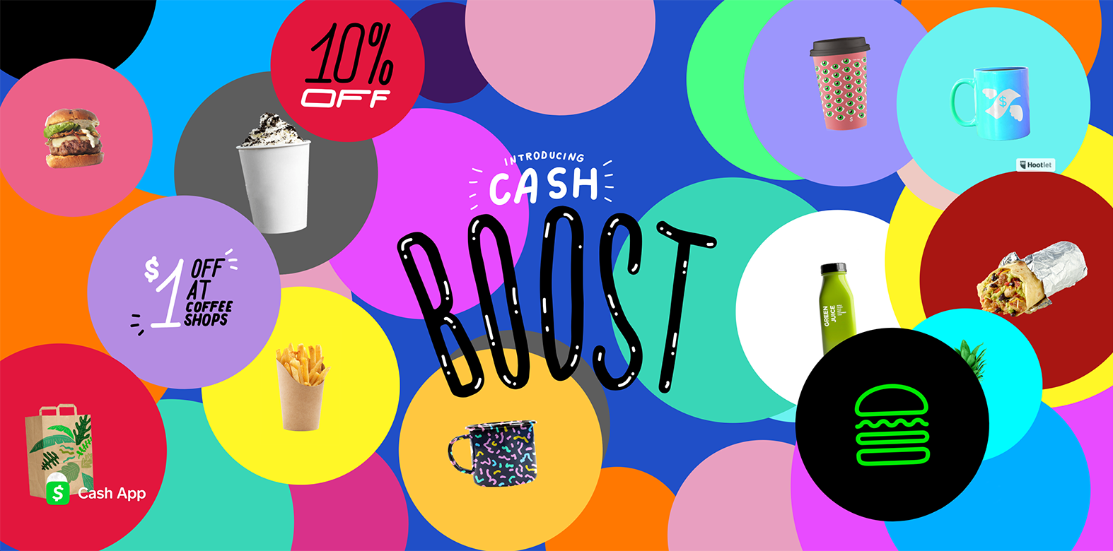 Use Cash App's Boosts to Save $1 Every Time You Buy a Coffee