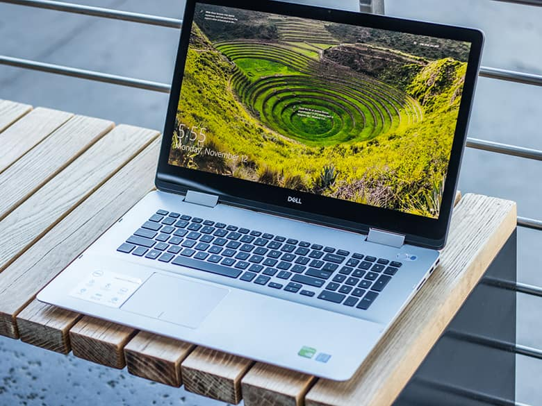 Dell Inspiron 17 7000 2 In 1 Laptop Review Big Versatile And Powerful