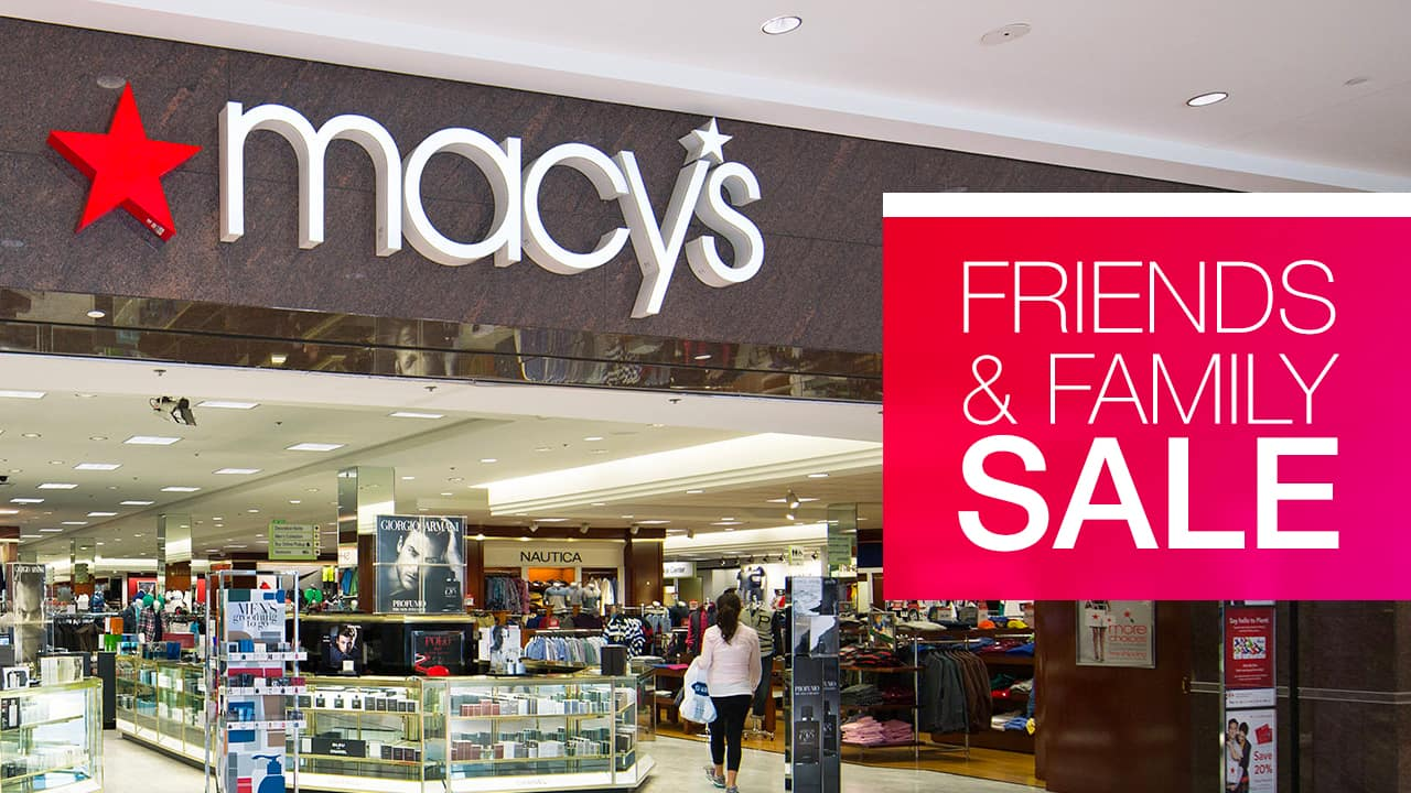 2f5cd8b923c These are the Best Deals at Macy s Friends   Family Sale