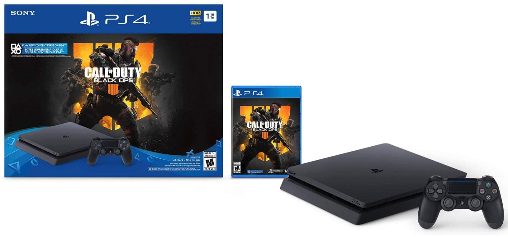 87814c1f75315 This Holiday's Best PlayStation 4 Bundle Deals - Slickdeals.net