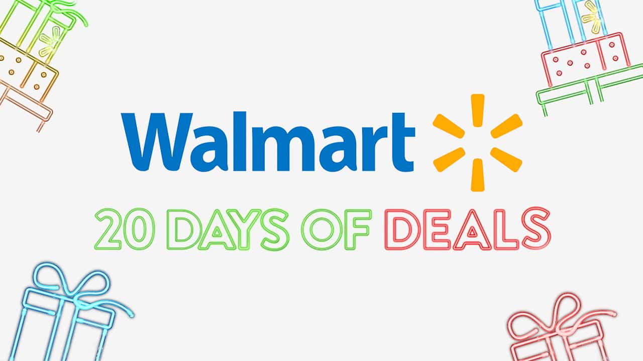 Walmart's 20 Days of Deals Features Big Savings for Christmas