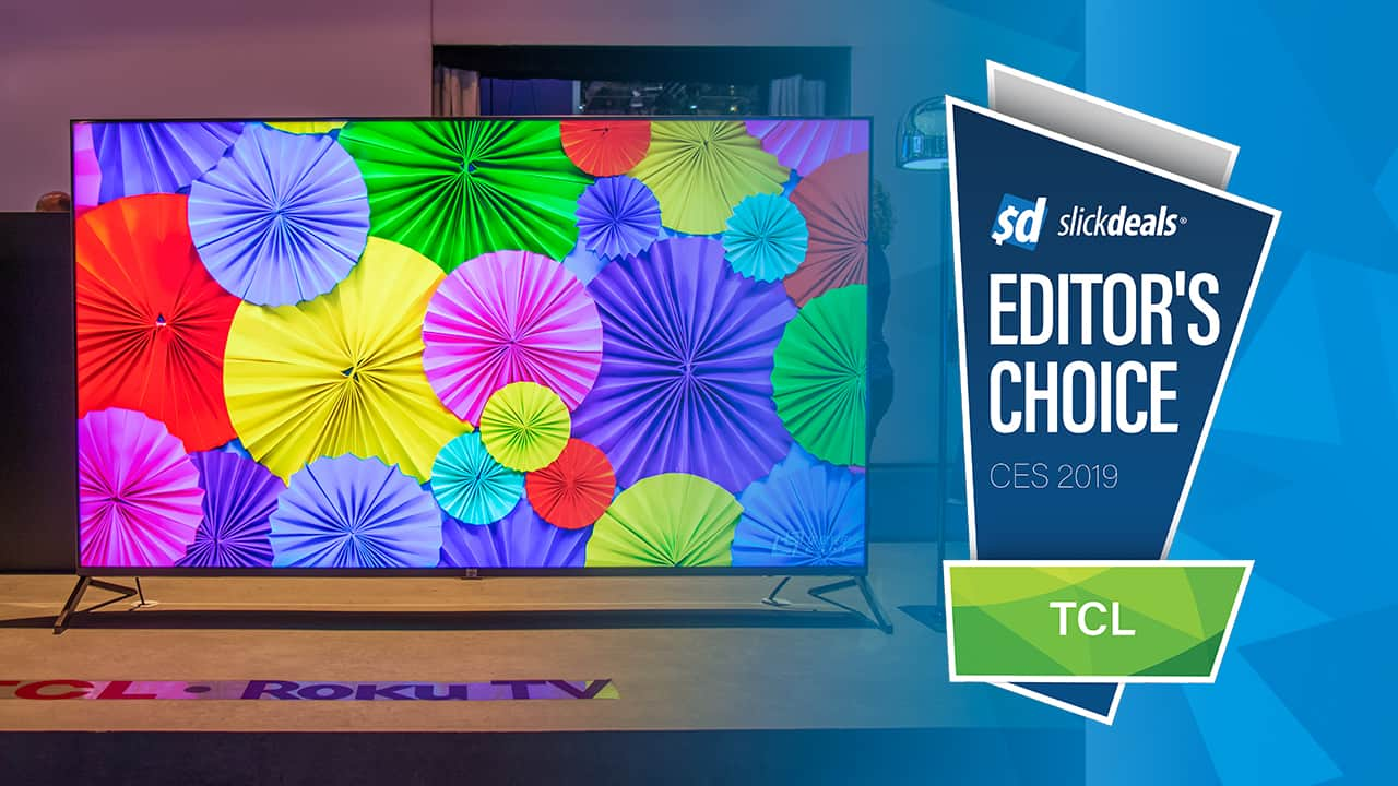 CES 2019 Slickdeals Editor's Choice New & Noteworthy Products