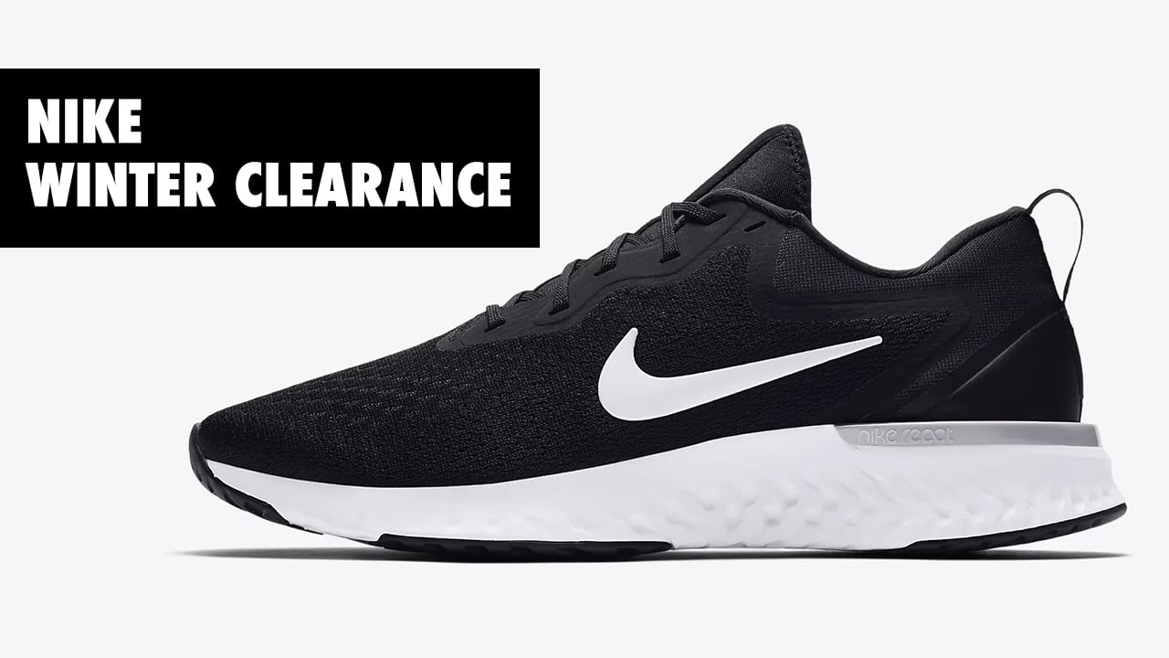 Photo of Save an Additional 20% Off Sale Items During Nike's Winter Clearance Event