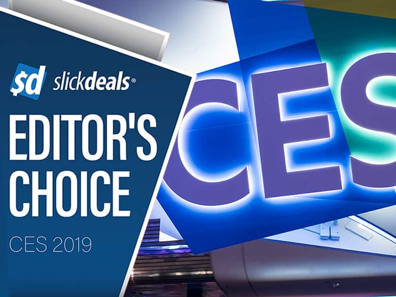 Ces 2019 Slickdeals Editor S Choice New Noteworthy Products