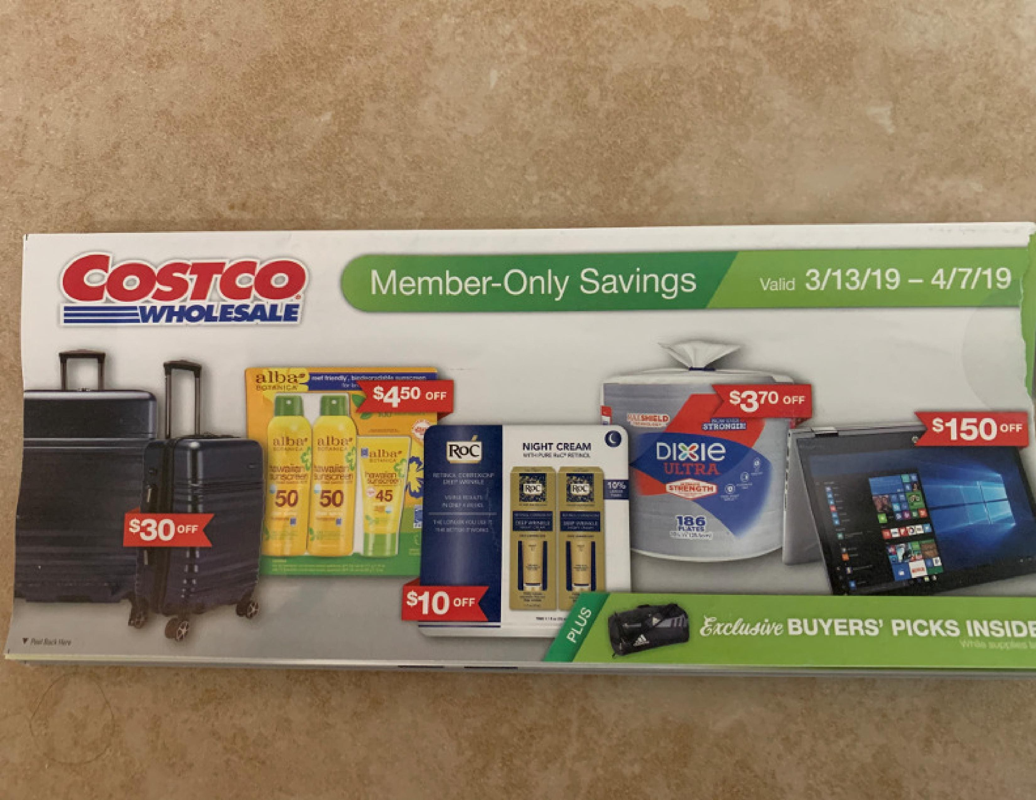 c0b80af521 Costco March 2019 Coupon Book and Best Deals of the Month