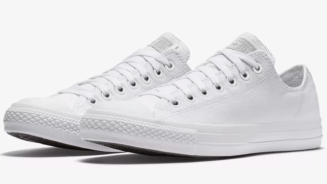Converse Chuck Taylors Are on Sale for $25 at Nike