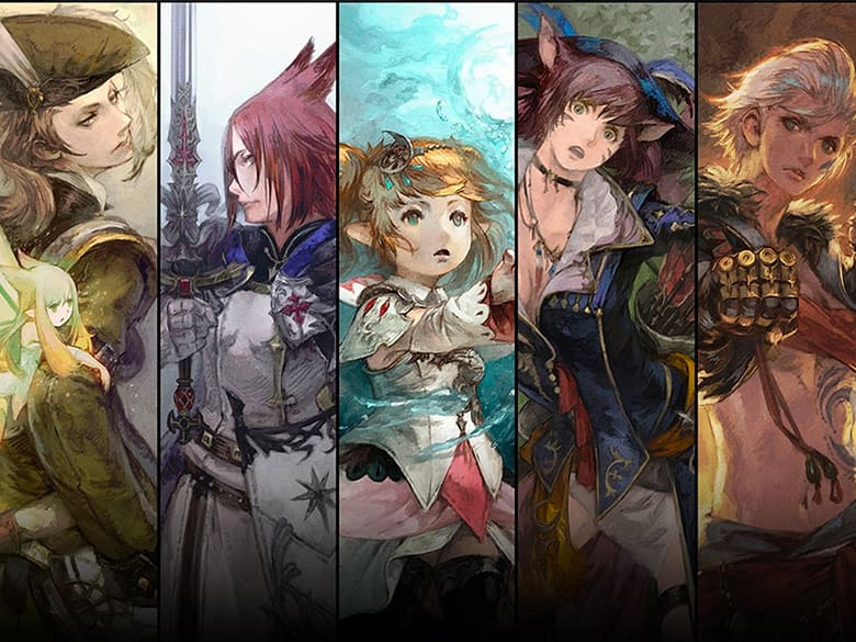 Fantasy Mmorpg With Good Anime Art Style