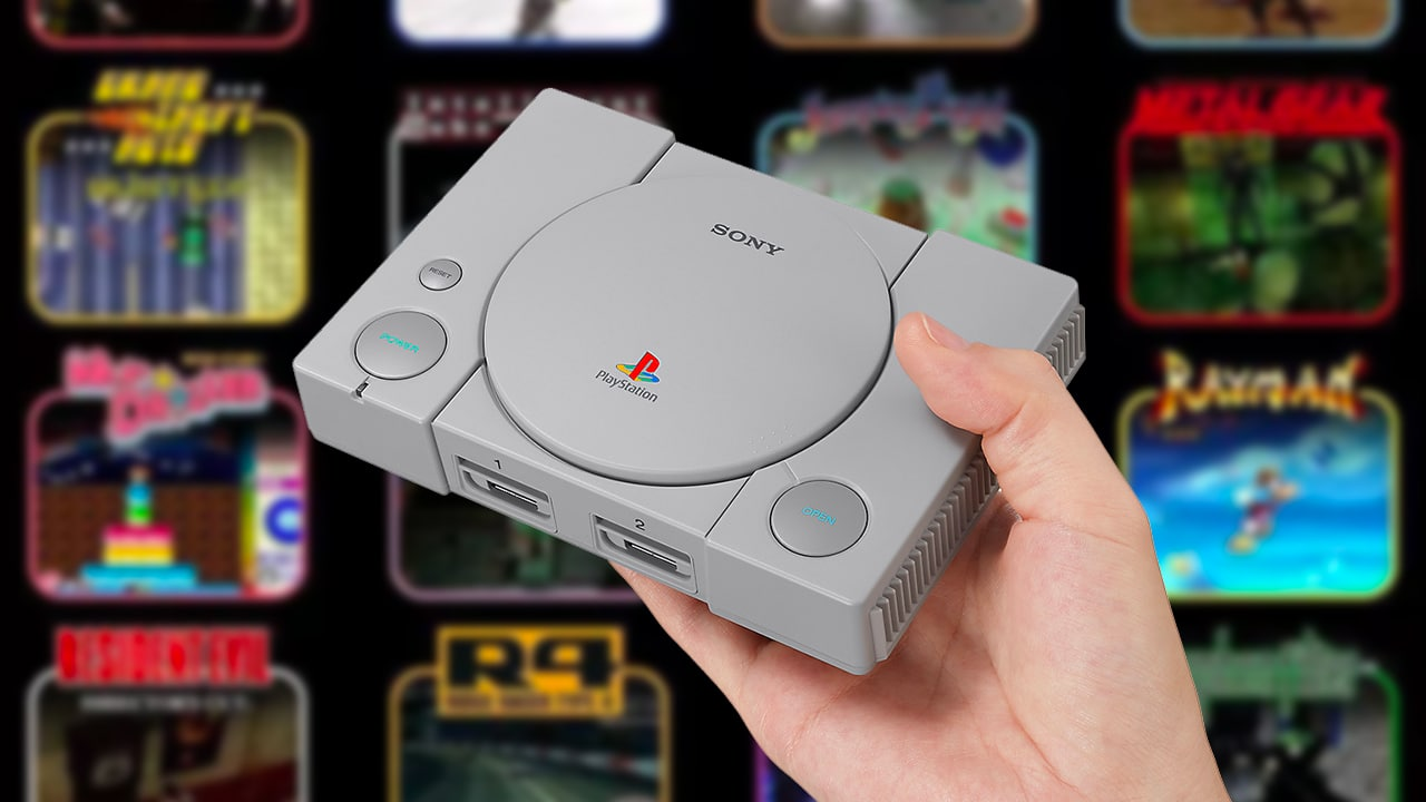 bbcae6768ceac Get a Sony PlayStation Classic Discounted to $20 for Amazon Prime Day