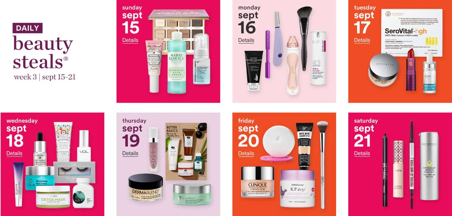 Ulta's 21 Days of Beauty Sale Is Back with 50% Off Daily