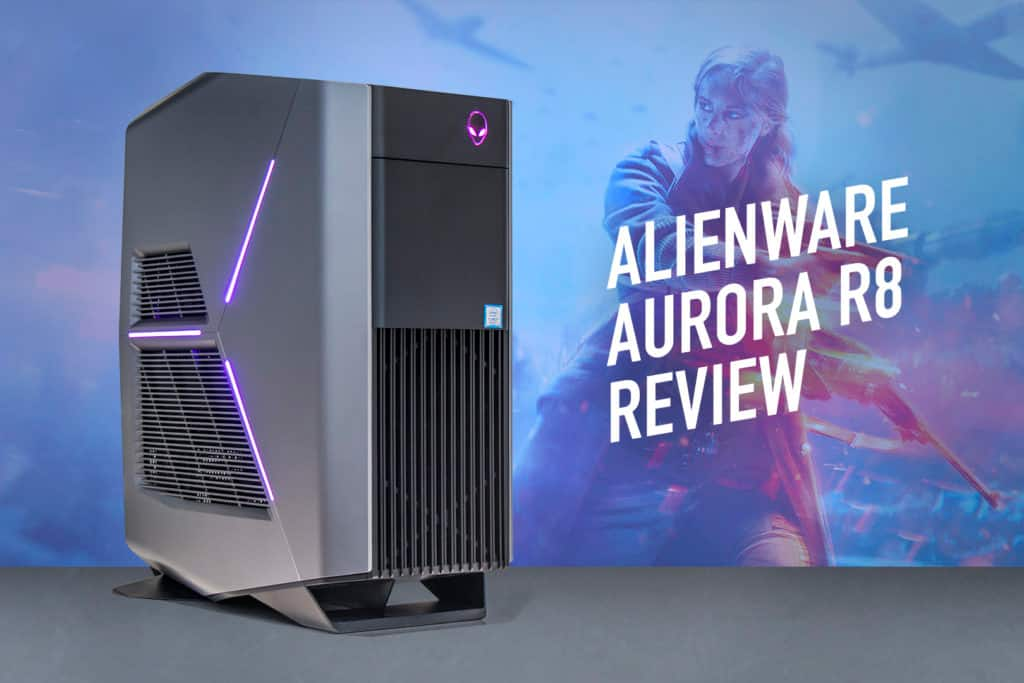 Alienware Aurora Gaming PC Review: High-End Specs in a Sleek